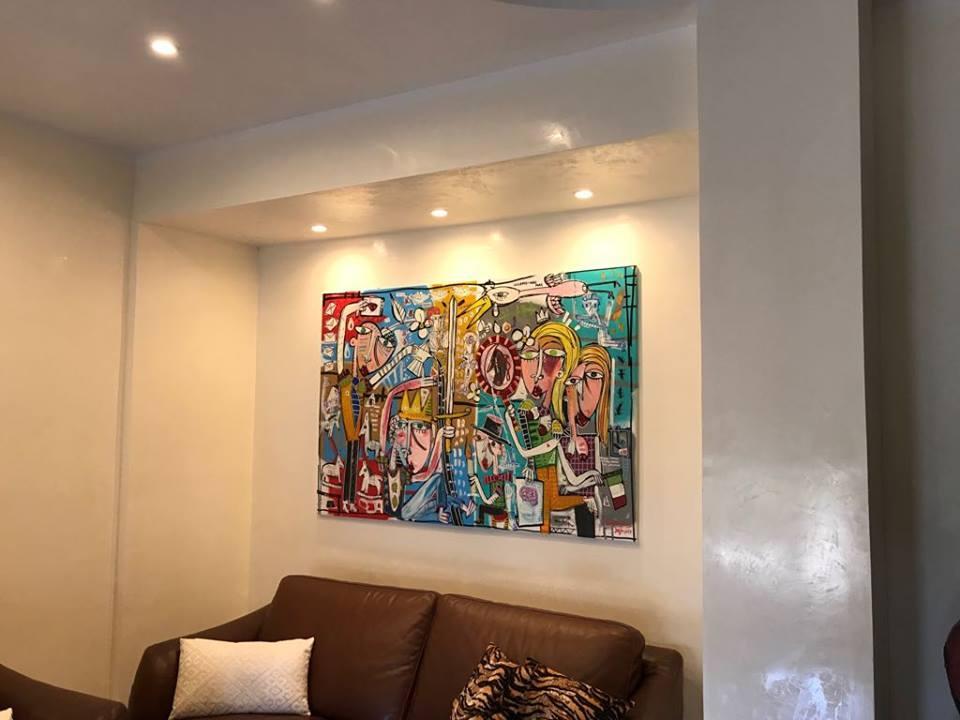 quadri per arredamento casa ed ufficio - alessandro siviglia - Quadri Per Soggiorno Contemporaneo 2