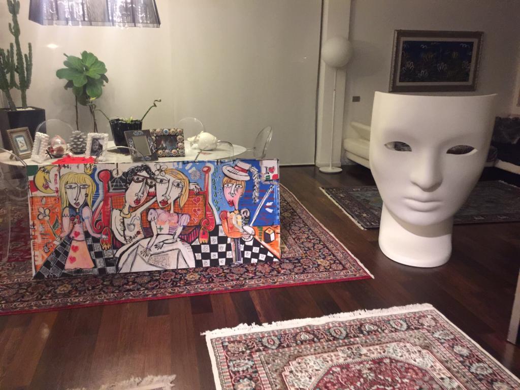 Dipinti Su Tela Per Camera Da Letto: Pittura camera da letto come ...