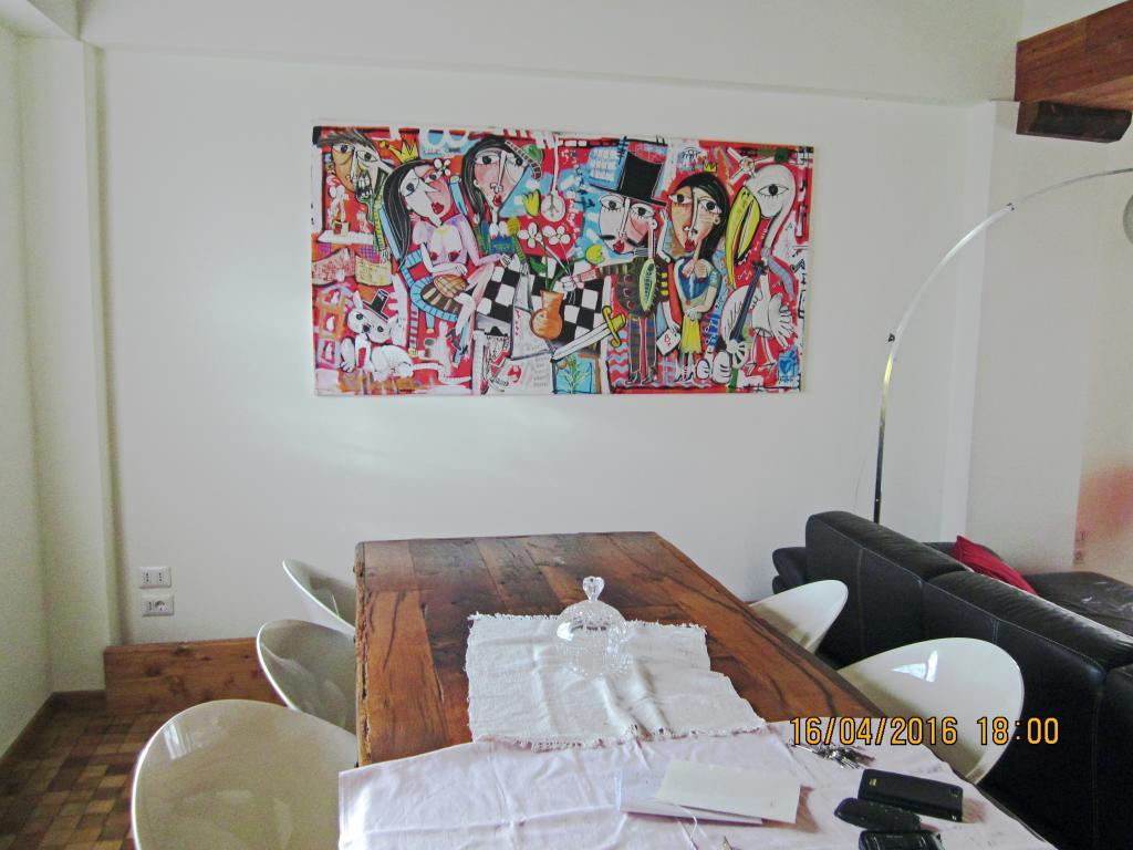 LAVORO SU COMMISSIONE RITRATTO DI FAMIGLIA 2016 ROMA