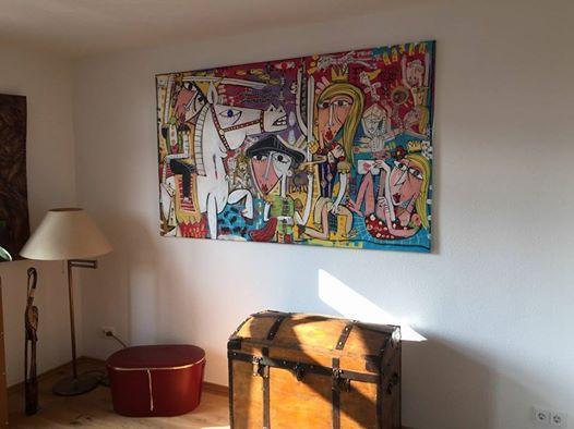 quadri per arredamento casa ed ufficio - alessandro siviglia - Arredamento Soggiorno Originale
