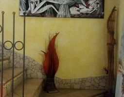 la giovinezza, painting modern art