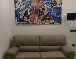 coppia di innamorati quadro moderno, pop art , quadro matrimonio regalo,