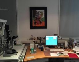 dipinto moderno per arredare l'ufficio