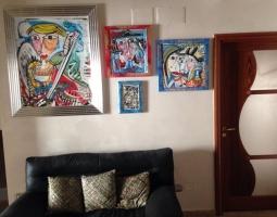 painting , modern art , alessandro siviglia