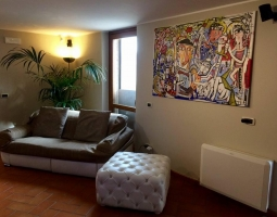 dipinto arredamento soggiorno dipinto grande originale alessandro siviglia