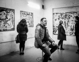 fotos alessandro siviglia sevilla expo modern art