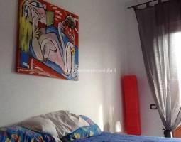 quadro-moderno-alessandro-siviglia-quadri arredo camera da letto donna