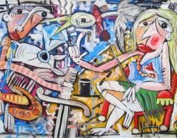 150x100 ''LA CORTE DELLA REINA'' 2014
