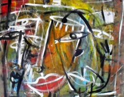 astrattismo 50x50 2015
