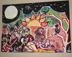 sogno e realtà - 50X70 CM - 2009