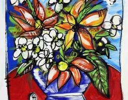 vaso con fiori_40x50 bearbeitet-1