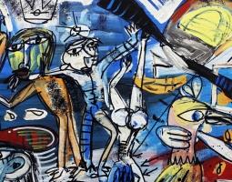 nel blu dipinto SITO part 1