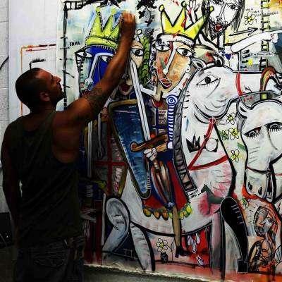 vendita quadri moderni-dipinti realizzati a mano-alessandro siviglia