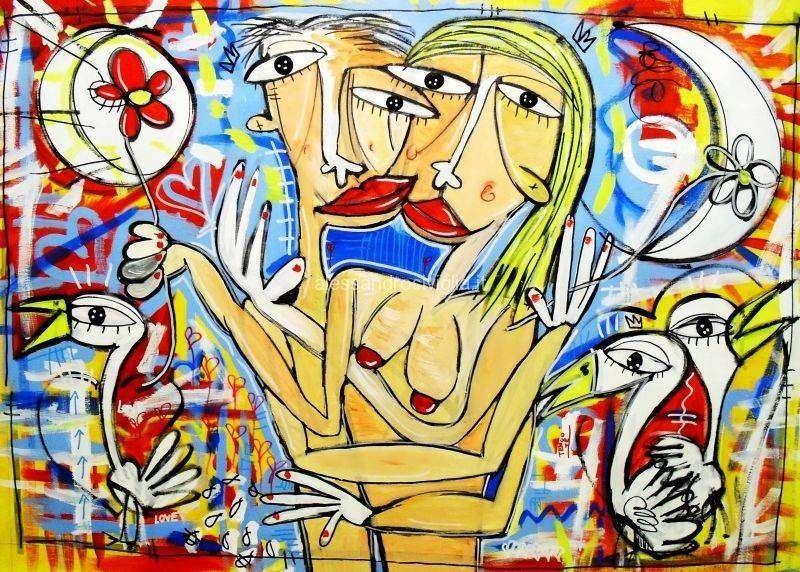 Il bacio e la passione