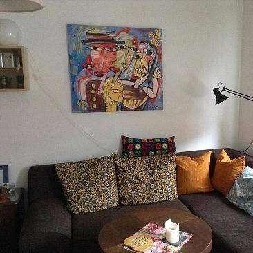 Quadri collezioni private realizzati da alessandro siviglia - Quadri arredamento casa ...