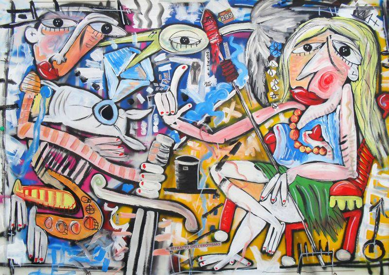 Quadri moderni dipinti a mano dall 39 artista alessandro siviglia for Quadri belli