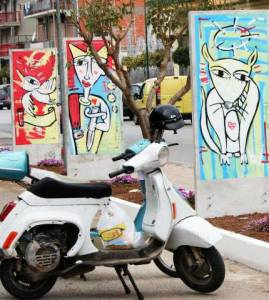lavori su commissione-street art-decorazioni murali di alessandro siviglia