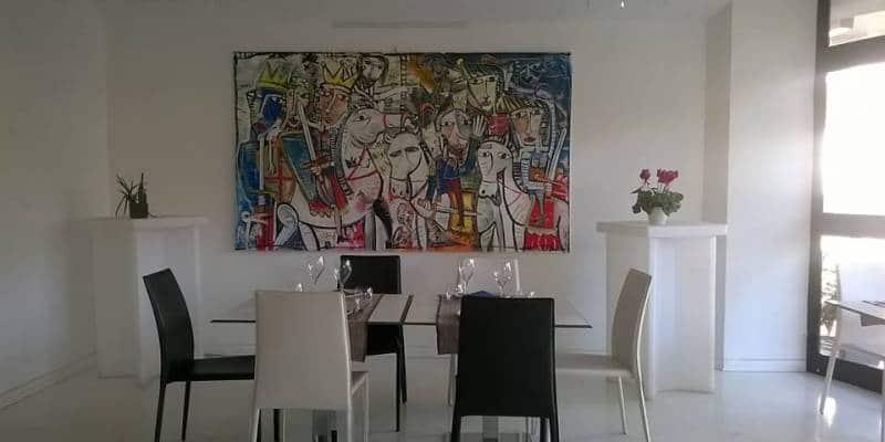 Quadri per arredamento bar dipinti originali da - Quadri per sala da pranzo ...