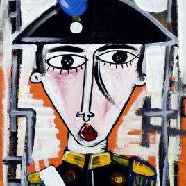 ritratto di un giovane maresciallo dei carabinieri