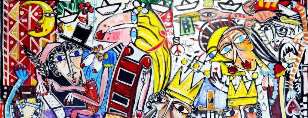 quadri su commissione-dipinto-moderno-modern-painting-alessandro-siviglia