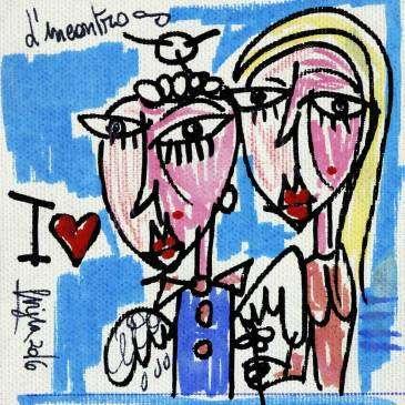 Un dipinto per gli innamorati