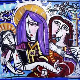 cristo dopo la croce