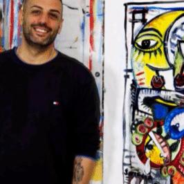 Folgorato sulla via di Picasso