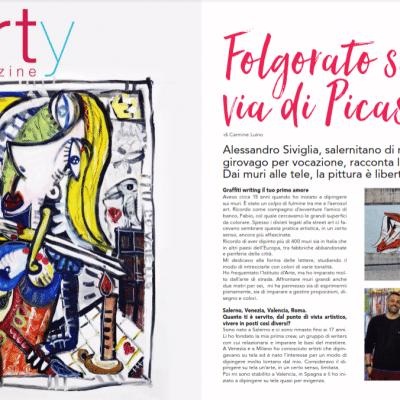 party magazine_articolo alessandro siviglia
