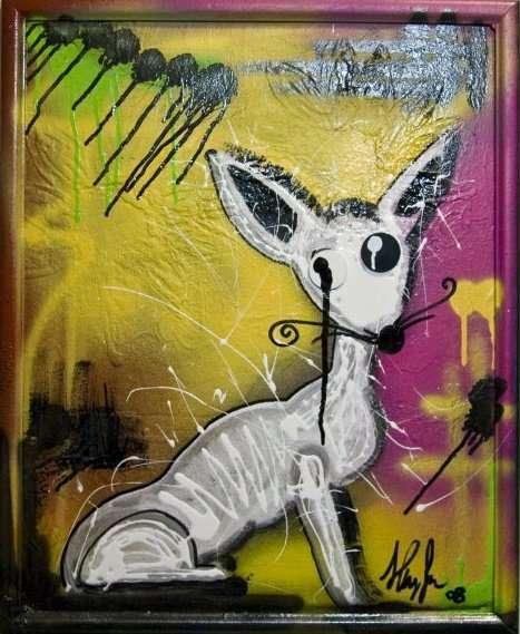 Quadri Con Animali Originali Dipinti A Mano Quadri Moderni Con