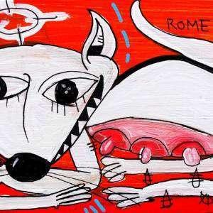 la lupa del campidoglio roma