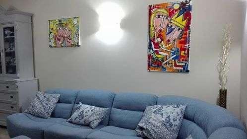 collezione privata opere d' arte alessandro siviglia olio su tela dipinto certificato