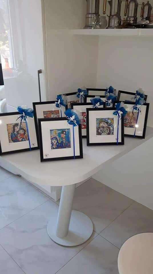 Bomboniere Matrimonio Quadretti.Bomboniere Matrimonio Quadri Originali E Stampe In Miniatura