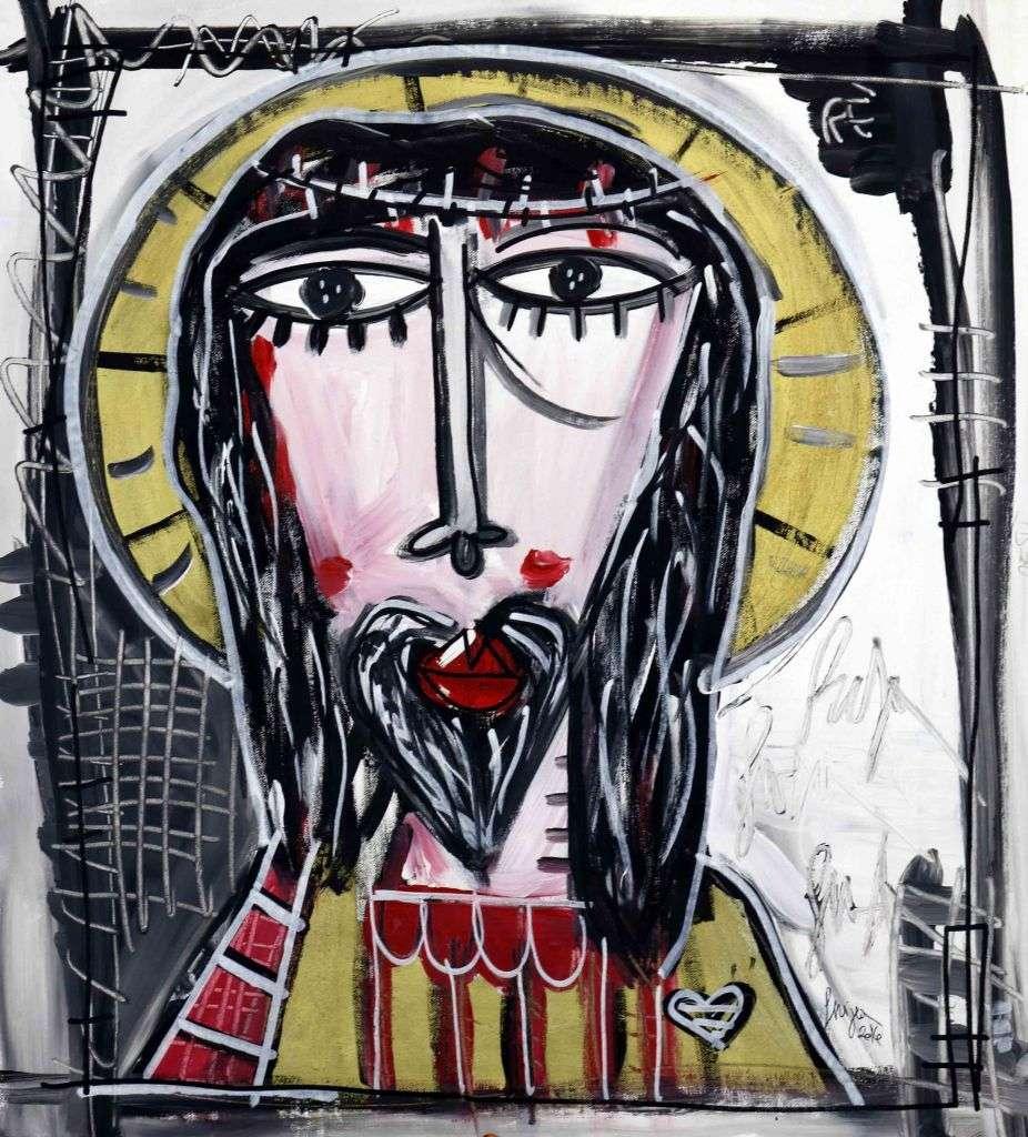 dipinti sacri e religiosi arte sacra moderna quadri di