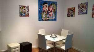dipinto-cucina-quadro-moderno-salone - Alessandro Siviglia