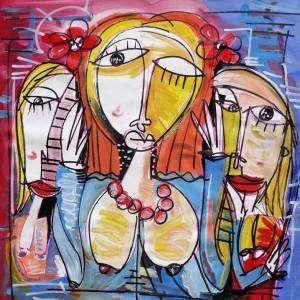 la madre e le figlie