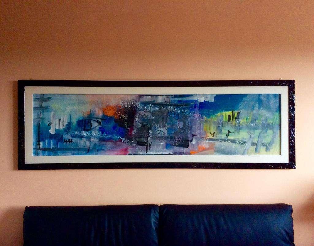 Quadri astratti moderni - dipinti astratti realizzati da ...