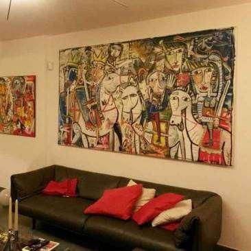 quadri moderni grandi-arredamento quadri casa-alessandro siviglia