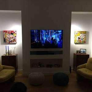 Quadri per arredamento casa - pezzi unici dipinti a mano dall ...