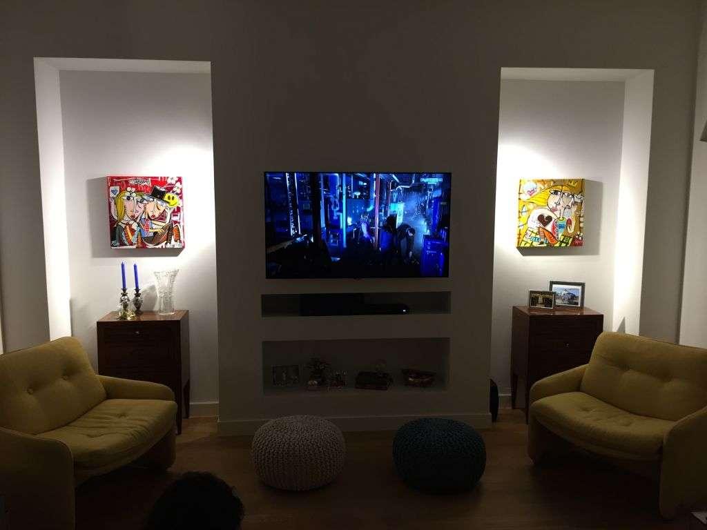 quadri moderni-arredamento casa-roma-alessandro siviglia ...