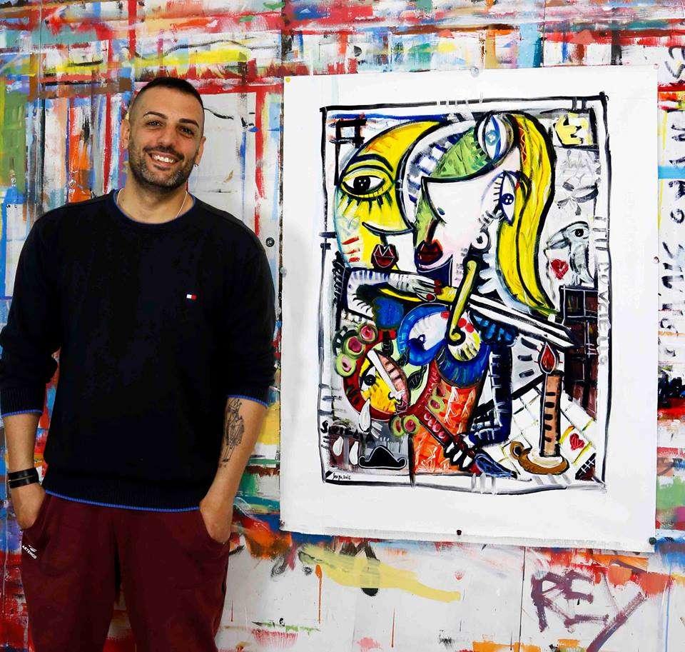 alessandro siviglia-artista contemporaneo-quadri moderni originali