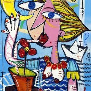quadro moderno vendita a roma summertime alessandro siviglia