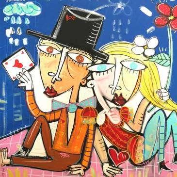 dipinto-arte-contemporanea-alessandro-siviglia-quadri-per-matrimonio-regalo-nozze