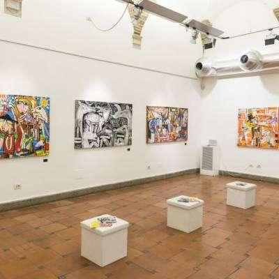 Quadri unici dipinti a mano- Arte contemporanea di Alessandro Siviglia
