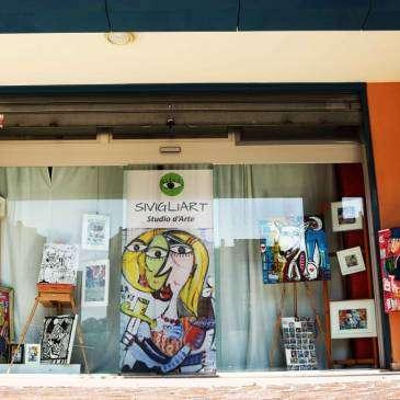 Studio d'arte a Roma – SivigliART