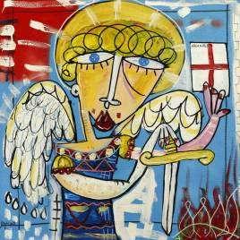 60x60 arcangelo Michele