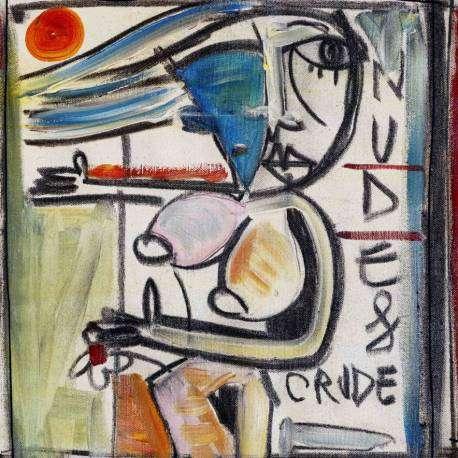 94x33_nude e crude_dipinto moderno con donne nude