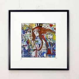 litografie medie-artista contemporaneo-alessandro siviglia