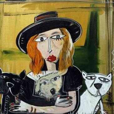 Lady Gaga e i suoi Tesori