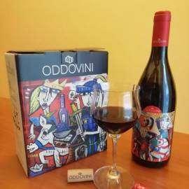 etichette per bottiglie di vino